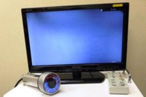 赤外線観察カメラ