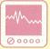 アイコン:心電図検査