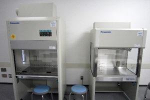 バイオハザード対策用キャビネット  バイオクリーンベンチ