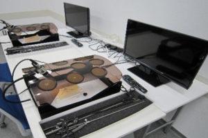 内視鏡外科手術用トレーニングボックス (Endowork-Pro Ⅱ)