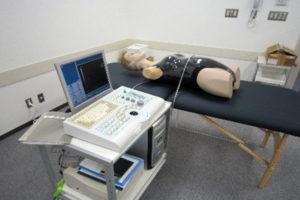 超音波トレーニングシミュレーター   (ウルトラシムコンパクト腹部セット)