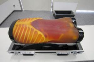 外傷・救急用超音波診断トレーニングファントム