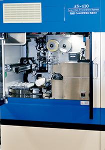 組織切片自動薄切装置 AS-410(大日本精機株式会社)
